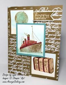 Traveler card 1