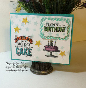 Stampin Up Big Day Sale-a-Bration Averys Owlery