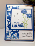 Stampin Up Irresistibly Yours DSP Painted Petals AverysOwlery.com