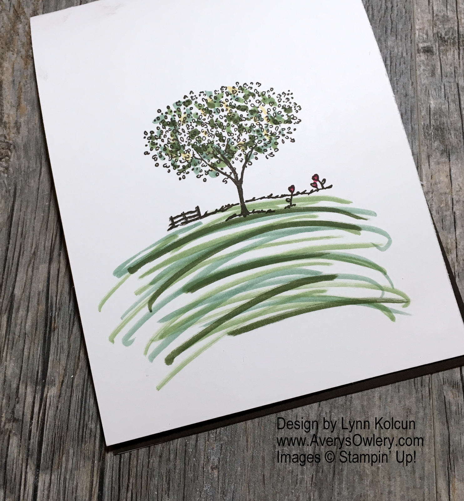 Stampin Up Happy Home AverysOwlery.com
