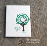 Stampin up Swirly bird AverysOwlery.com