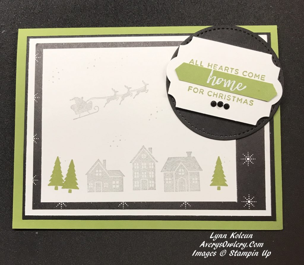 Stampin Up AverysOwlery.com Hearts Come Home